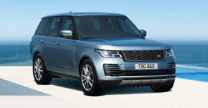 Land Rover - Range Rover Vehicle Outside